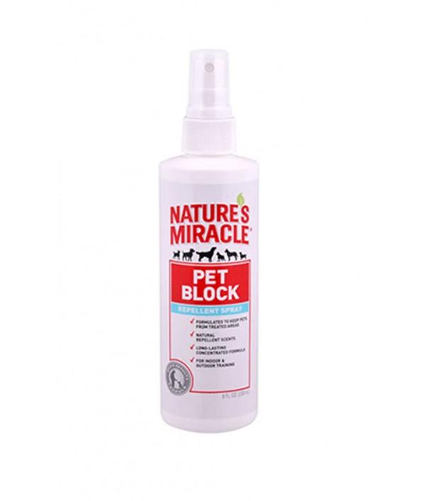 Nature´s Miracle Pet Block Repellent Spray (473mL)