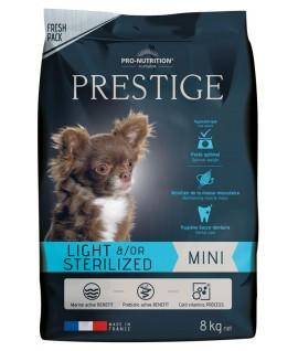 Prestige Light/Esterilizado Mini
