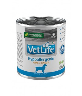 Vet Life WF Dog Hypoallergenic Fish