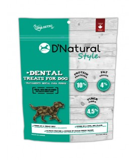 D' Natural Style Dental Treats For Dogs