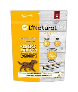 D' Natural Style Peanut Butter Dog Treats