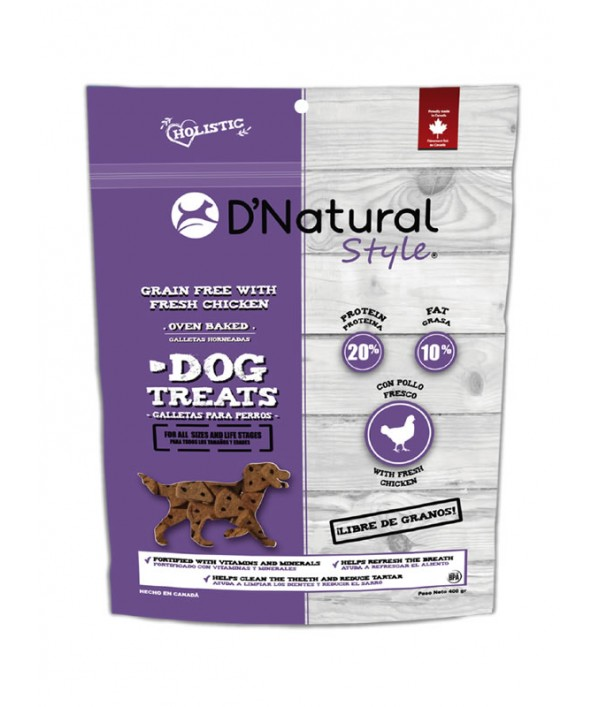 D' Natural Style Grain Free Chicken