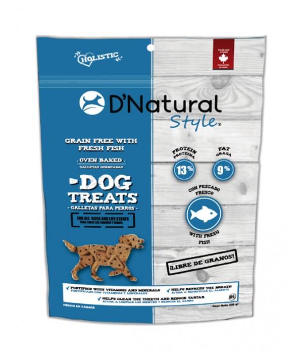 D' Natural Style Grain Free Fresh Fish