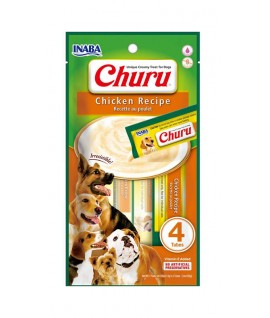 Inaba Dog Churu Chicken Recipe