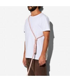 Zee Dog Pink Tech Handsfree Leash