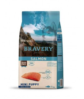 Bravery Salmon Mini Puppy Small Breed