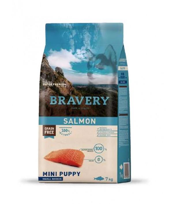 Bravery Salmon Mini Puppy Small Breed