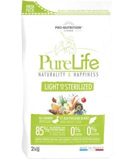 Pure Life Light Esterilizado