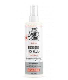 Skout's Honor Spray Probiotico Calmante de la Picazón