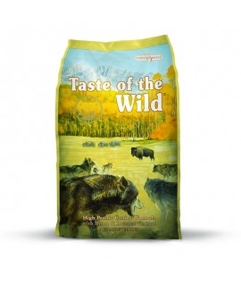 Taste of the Wild High Prairie Canine Bisonte y Venado