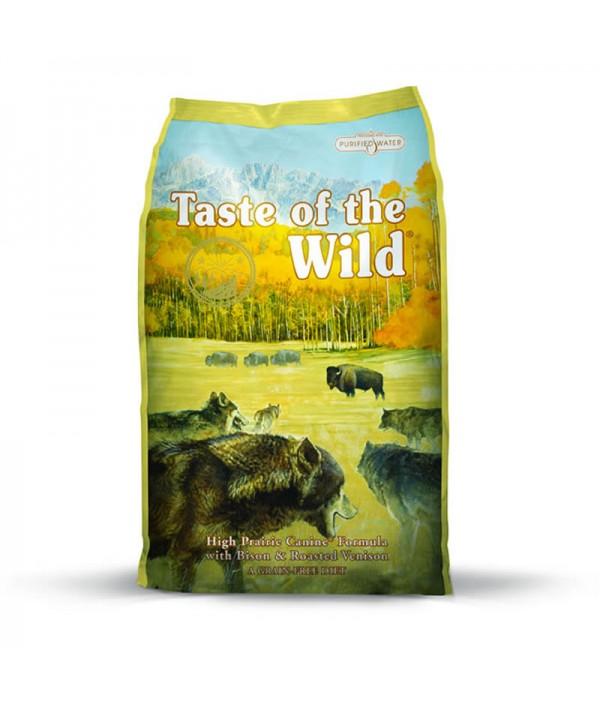 Taste of the Wild High Prairie Canine Bisonte y Venado