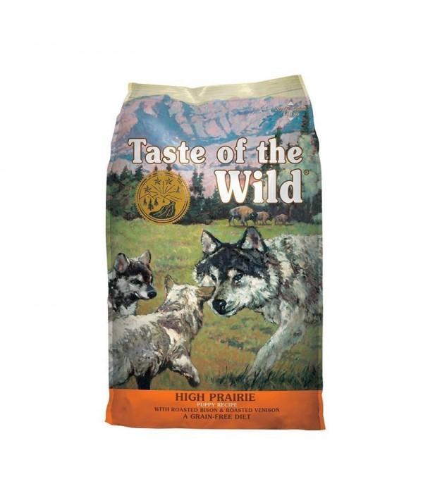 Taste of the Wild Cachorro High Prairie Canine Bisonte y Venado