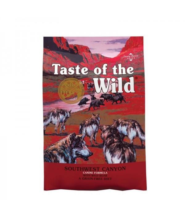 Taste of the Wild Southwest Canyon Jabalí
