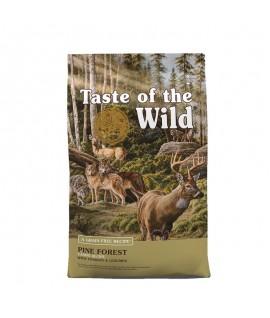 Taste of the Wild Pineforest Vension Venado