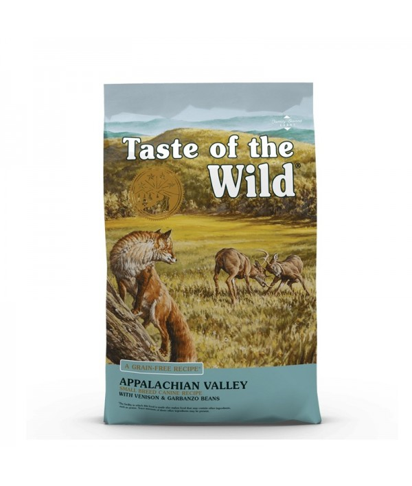 Taste of the Wild Appalachian Valley Venado (Small Breed)