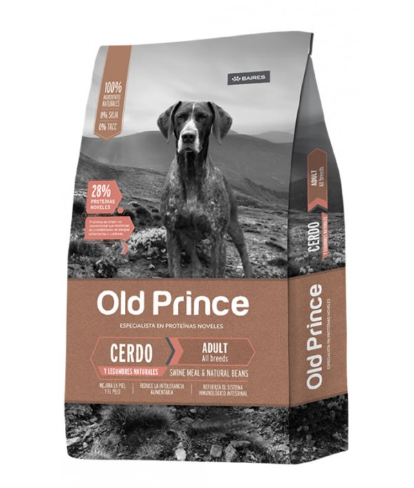 Old Prince Proteínas Noveles Swine Meal (Cerdo)