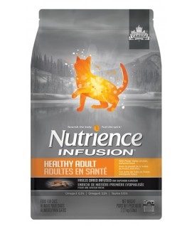 Nutrience Infusion Cat Adulto Saludable