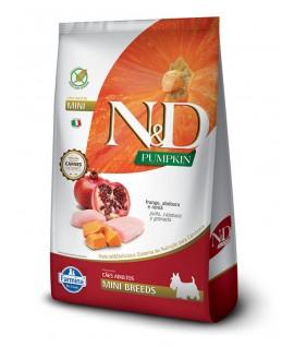 N&D Pollo, Calabaza y Granada Adult Canino Mini