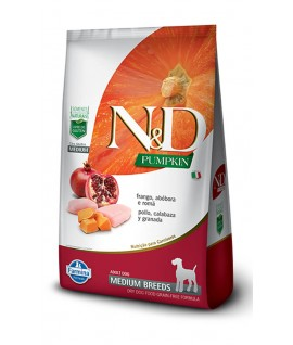 N&D Pollo, Calabaza y Granada Adult Canino Medium
