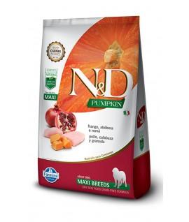 N&D Pollo, Calabaza y Granada Adult Canino Maxi