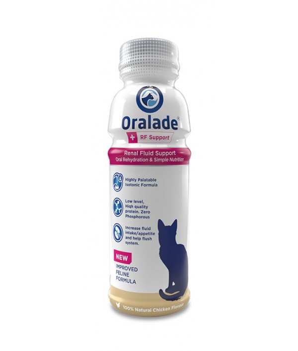 Oralade RF Support Cat