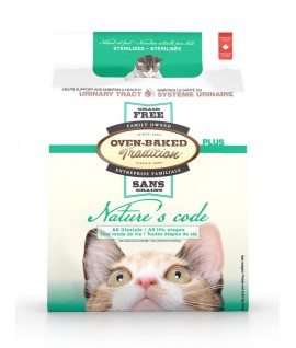 Oven Baked Natures Code Cat Urinary