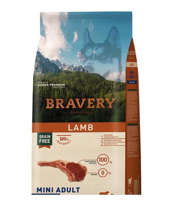 Bravery Lamb Mini Adult Small Breeds