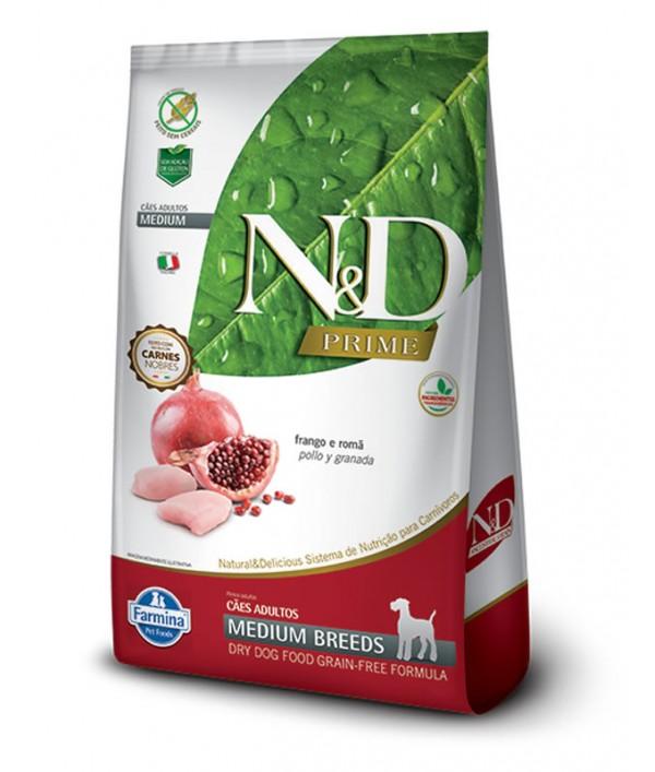 N&D Pollo y Granada Adult Medium