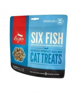 Orijen Treats Six Fish Gato