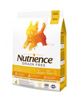 Nutrience Grain Free Dog Pavo Pollo Arenque Small Bite