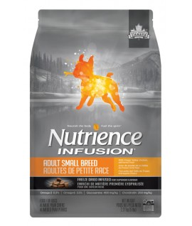 Nutrience Infusion Dog Adulto Small
