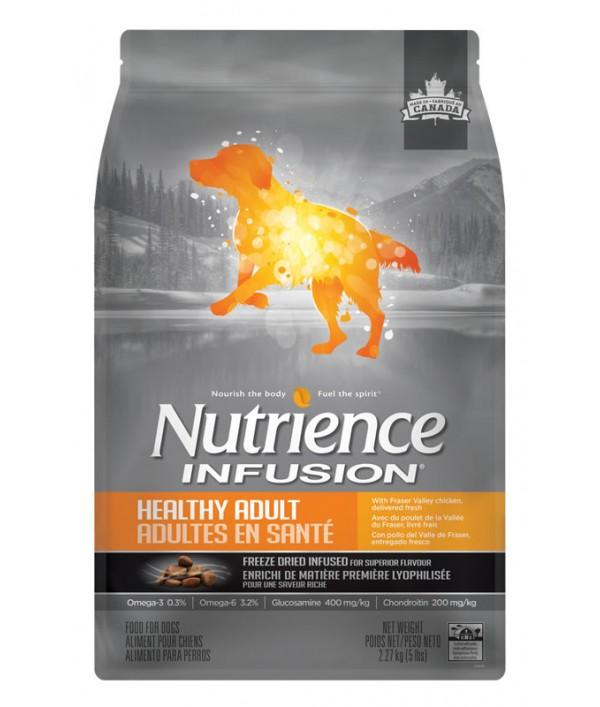 Nutrience Infusion Dog Adulto Medium