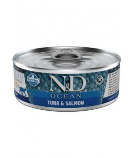 N&D Cat Ocean Tuna & Salmon