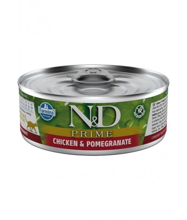 N&D Cat Prime Chicken & Pomegranate