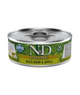 N&D Cat Prime Wild Boar & Apple