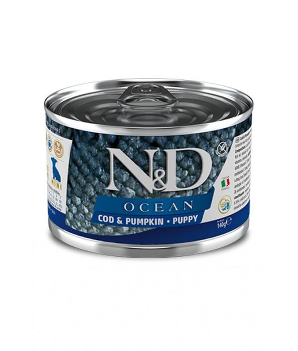 N&D Dog Ocean Cod & Pumpkin Puppy Mini
