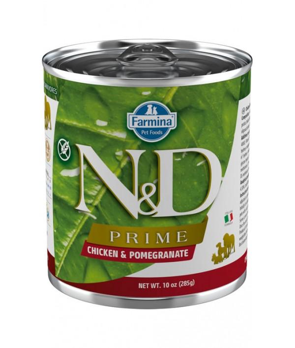 N&D Dog Prime Chicken & Pomegranate