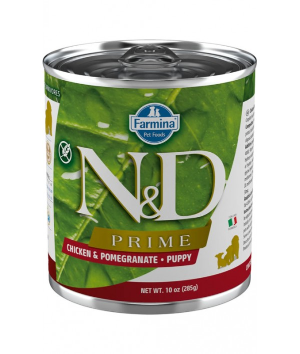 N&D Dog Prime Chicken & Pomegranate Puppy