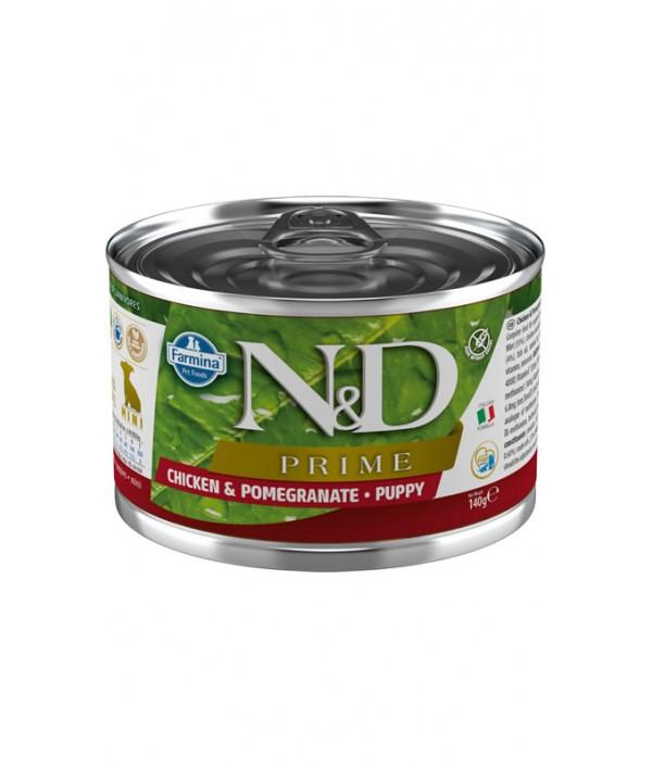 N&D Dog Prime Chicken & Pomegranate Puppy Mini
