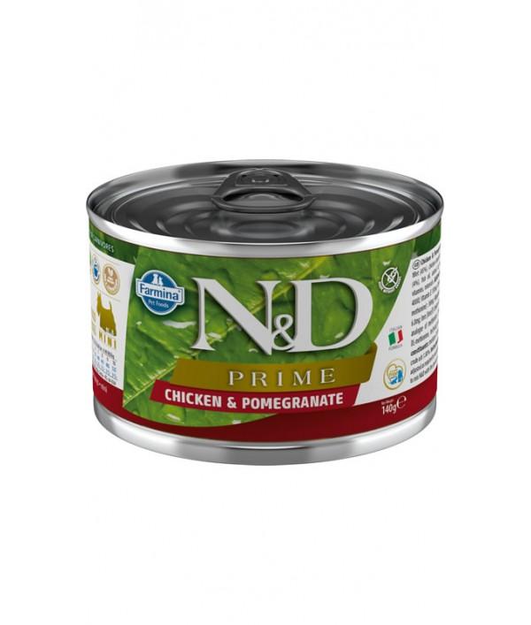 N&D Dog Prime Chicken & Pomegranate Mini