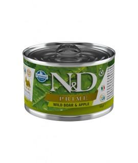 N&D Dog Prime Wild Boar & Apple Mini