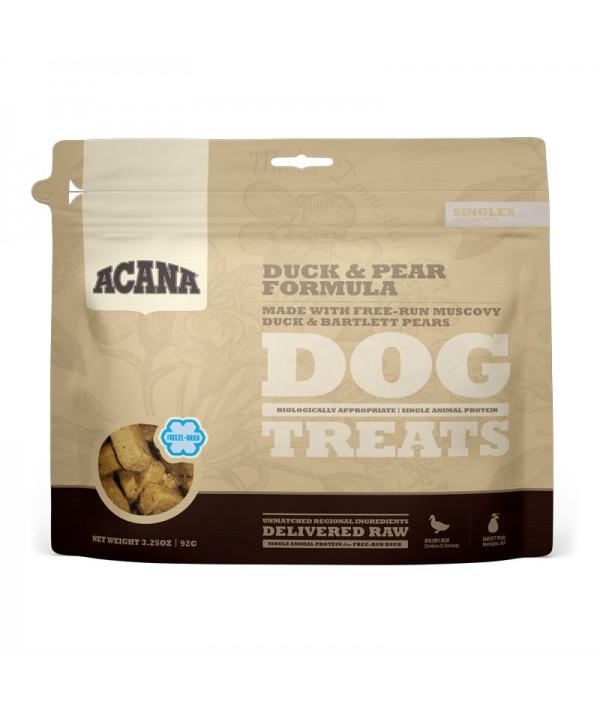 Acana Treats Duck & Pear Perro