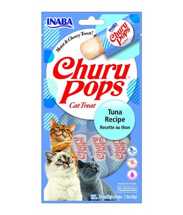 Inaba Churu Pops Receta de Atún