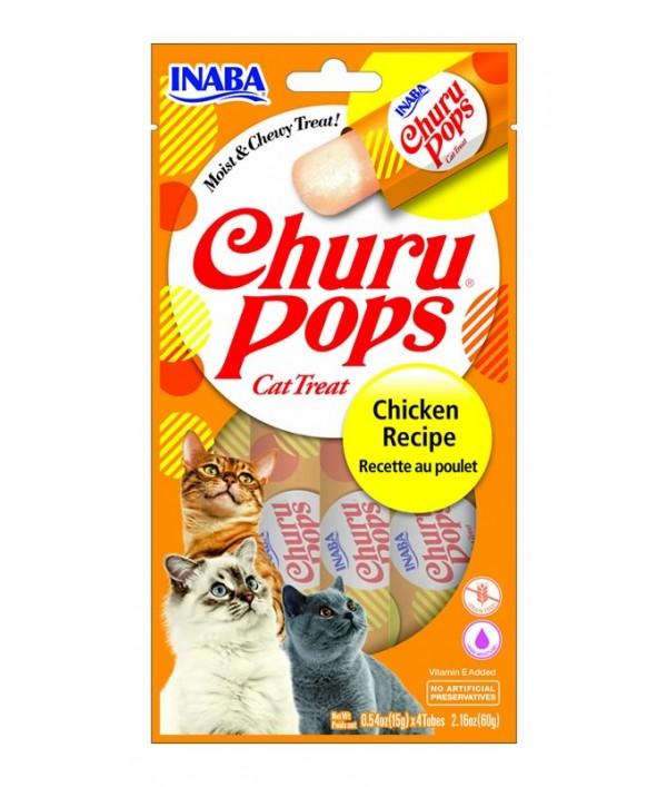 Inaba Churu Pops Receta de Pollo