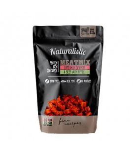 Naturalistic Metamix Lamb W/Spinach & Beef W/Apple