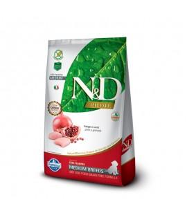 N&D Pollo y Granada Puppy Medium