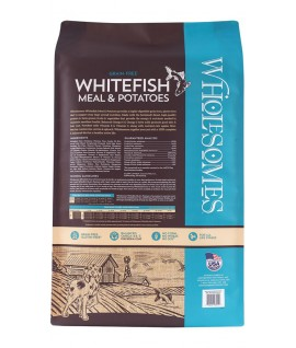 Wholesomes Whitefish Meal & Chickpeas