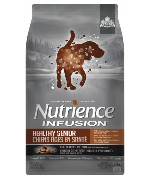 Nutrience Infusion Dog Senior