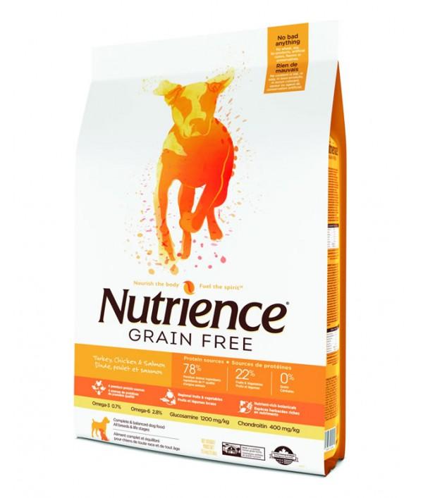 Nutrience Grain Free Dog Pavo/Pollo/Arenque