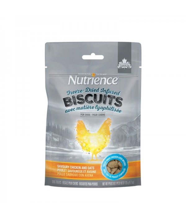 Nutrience Infusion Biscuits Pollo Avena